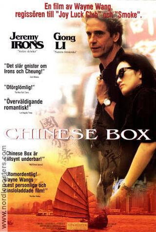 Chinese Box (1998) Main Poster