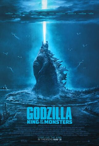 Godzilla: King of the Monsters (2019) Main Poster