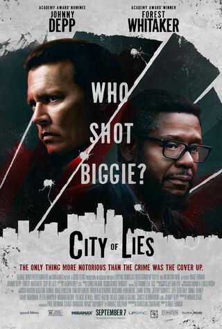 City Of Lies (2018) Main Poster