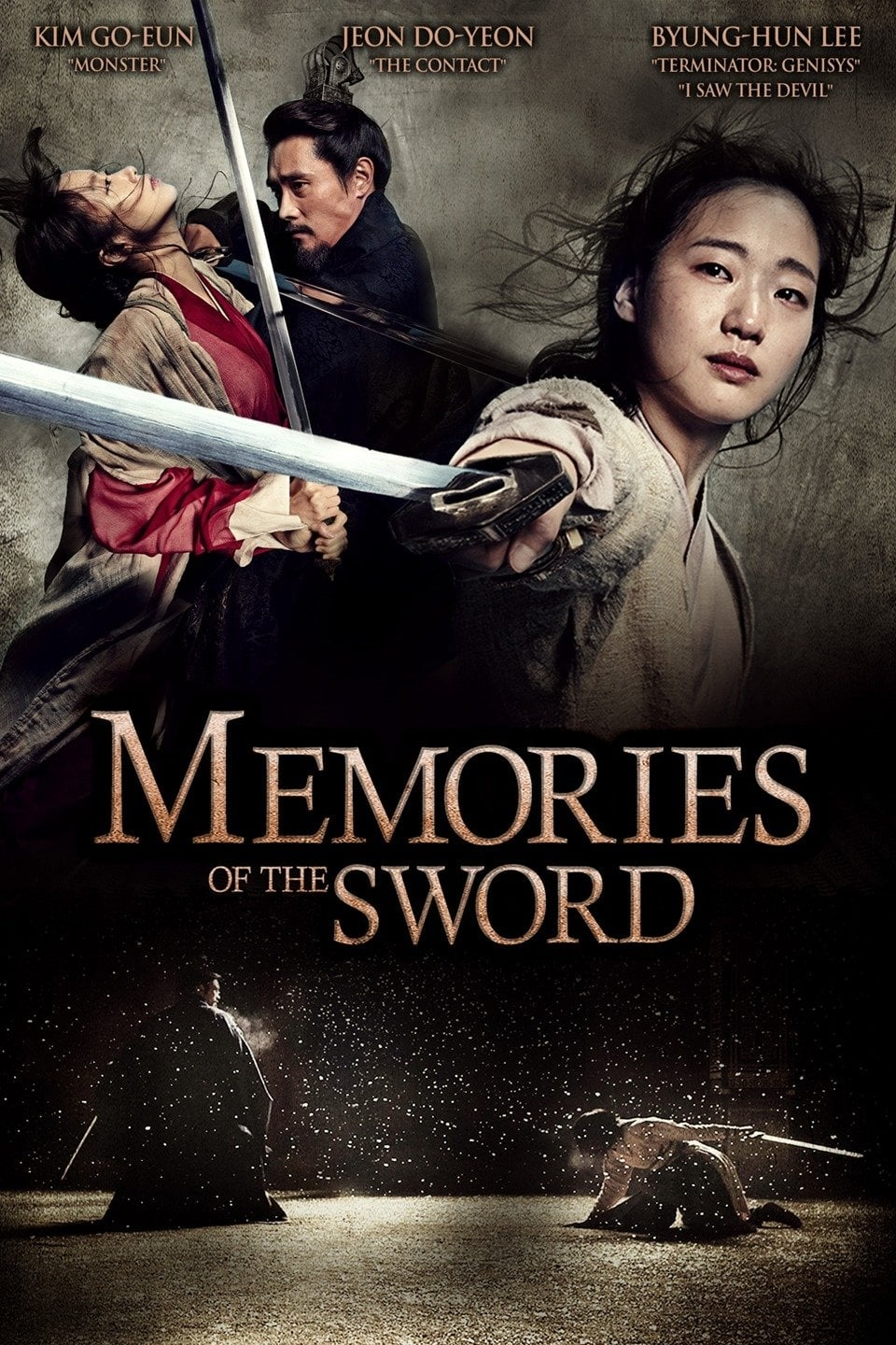 Memories Of The Sword Main Poster