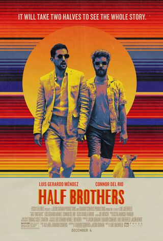 Half Brothers (2020) Main Poster