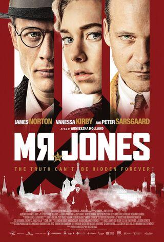 Mr. Jones (2019) Main Poster