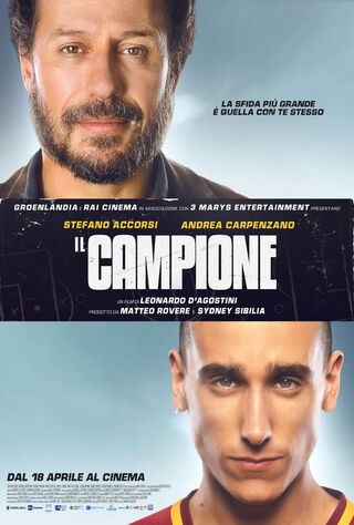 The Champion (2019) Main Poster