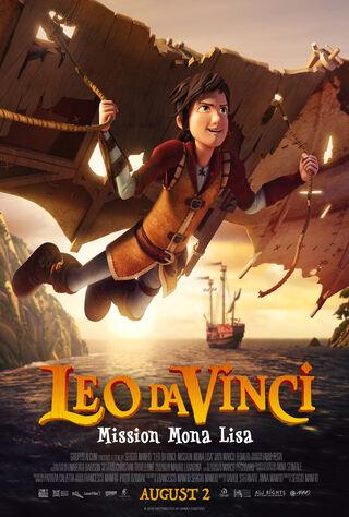 Leo Da Vinci: Mission Mona Lisa (2019) Main Poster