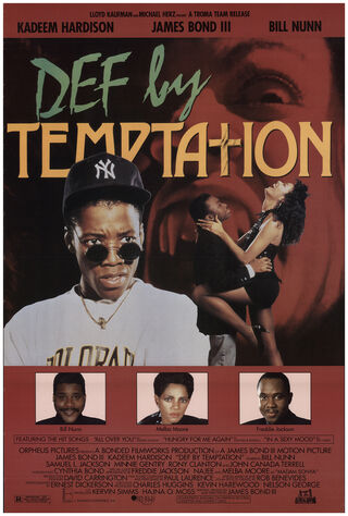 Def By Temptation (1990) Main Poster