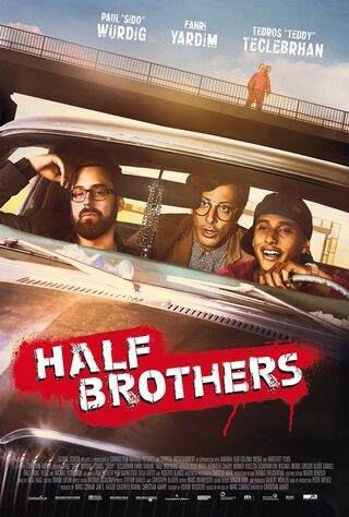 Half Brothers (2015) Main Poster
