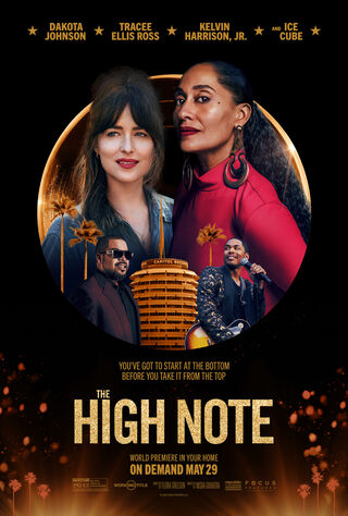 The High Note (2020) Main Poster