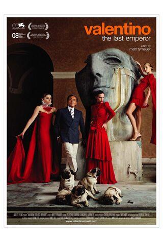 Valentino: The Last Emperor (2009) Main Poster