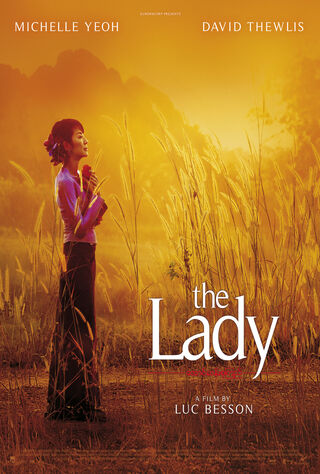 The Lady (2011) Main Poster