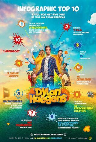 De Film Van Dylan Haegens (2018) Main Poster