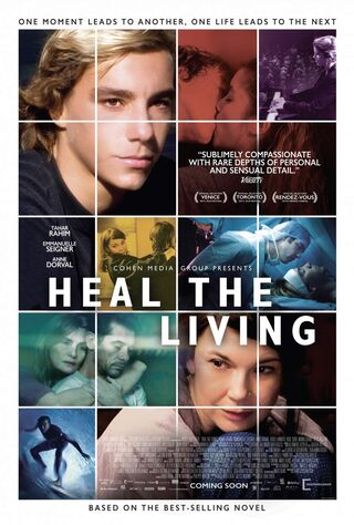 Heal The Living (2016) Main Poster
