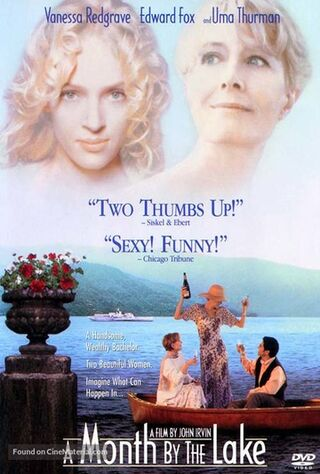 A Month By The Lake (1995) Main Poster