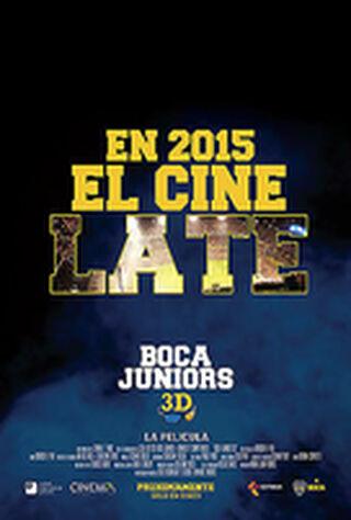 Boca Juniors 3D: The Movie (2015) Main Poster