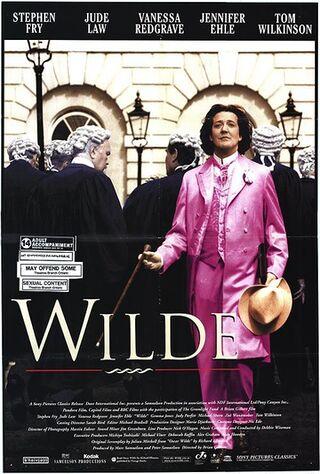 Wilde (1998) Main Poster