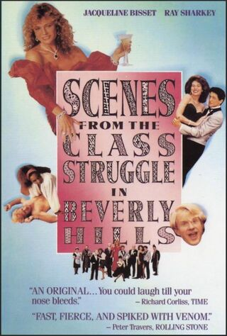 Scenes From The Class Struggle In Beverly Hills (1989) Main Poster