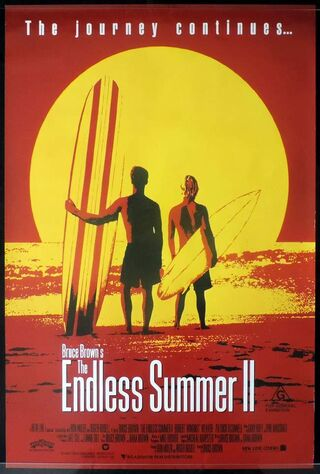 The Endless Summer 2 (1994) Main Poster