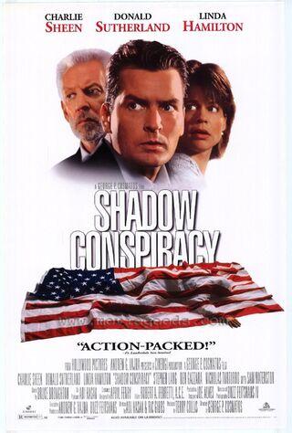 Shadow Conspiracy (1997) Main Poster