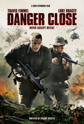 Danger Close (2019) Main Poster