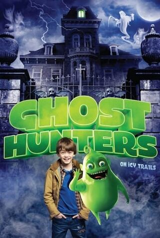 Ghosthunters: On Icy Trails (2015) Main Poster