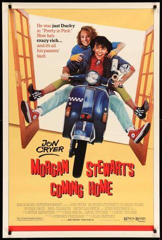 Morgan Stewart's Coming Home (1987) Main Poster