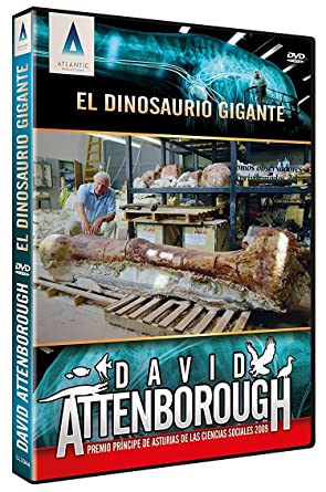 Attenborough And The Giant Dinosaur (0) Main Poster