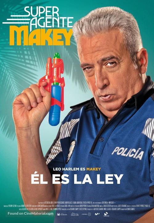 Superagente Makey (2020) Poster #3