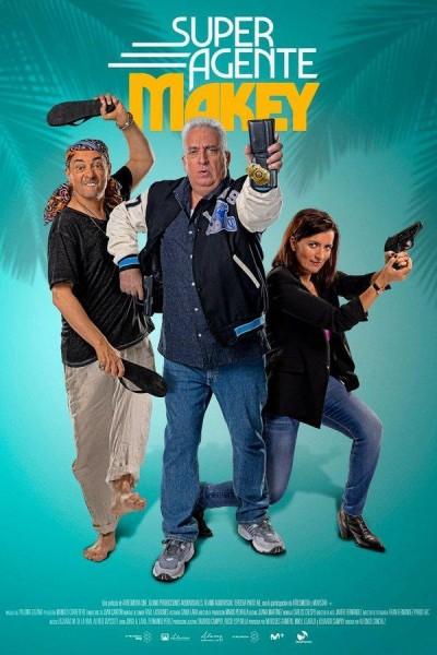 Superagente Makey (2020) Poster #4