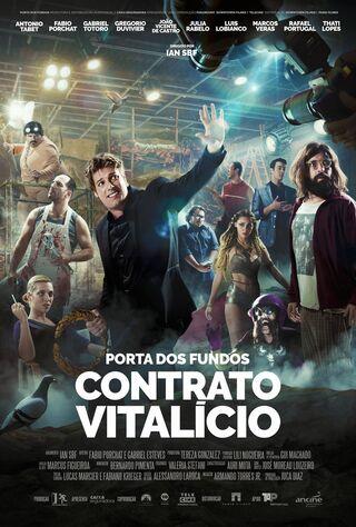 Porta Dos Fundos: Contrato Vitalício (2016) Main Poster