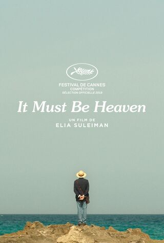 It Must Be Heaven (2019) Main Poster
