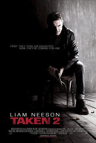 Taken 2 (2012) Main Poster
