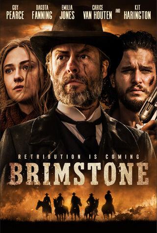 Brimstone (2017) Main Poster