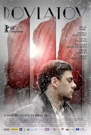Dovlatov (2018) Main Poster