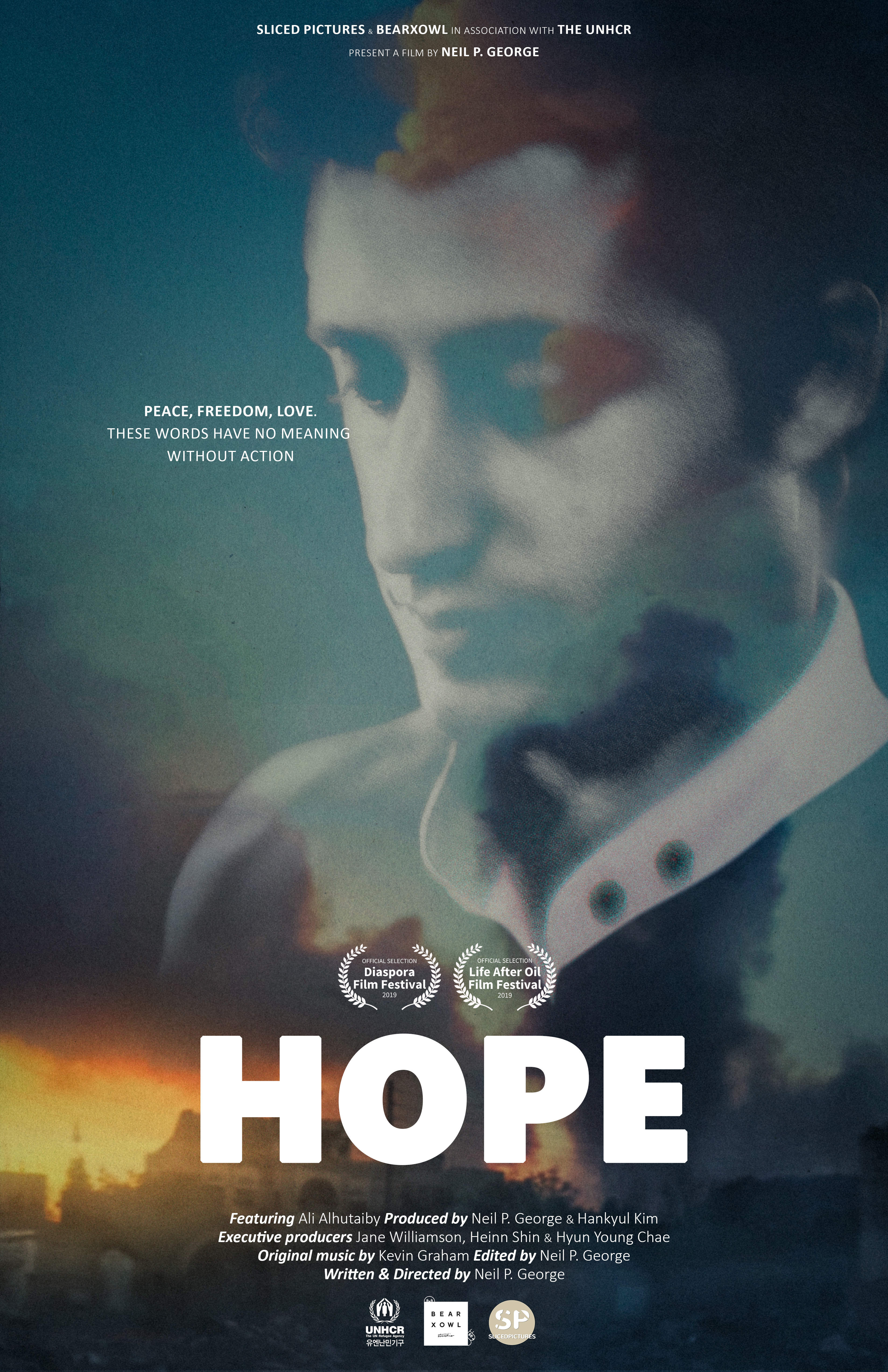 Hope (2019) Poster #2