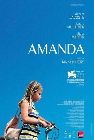 Amanda (2018) Main Poster