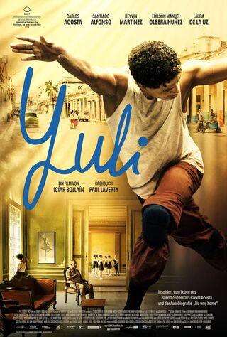 Yuli (2018) Main Poster