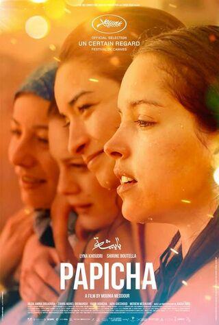 Papicha (2019) Main Poster