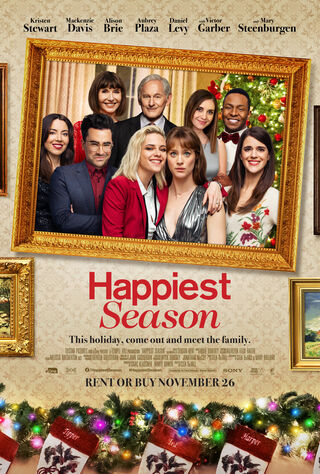 Happiest Season (2020) Main Poster