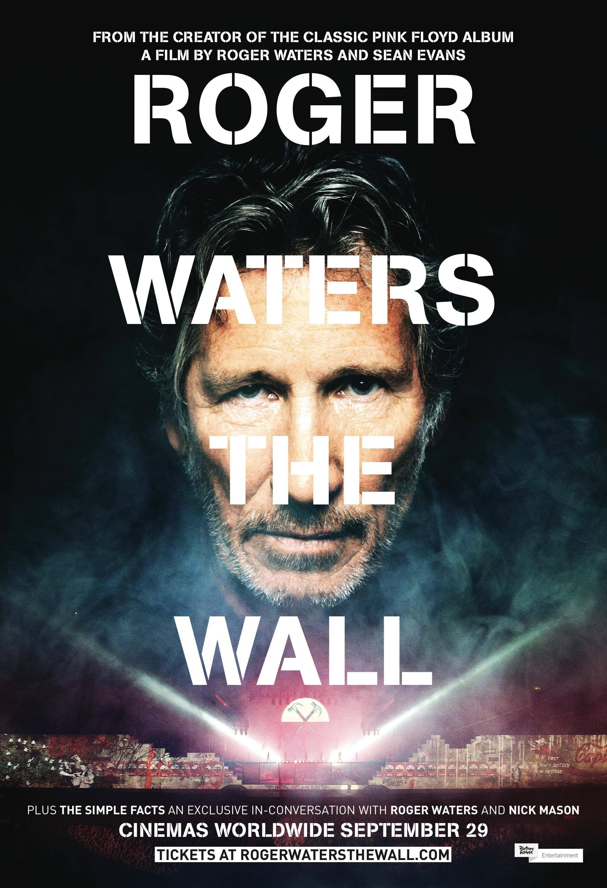 Roger Waters: The Wall (2015) Main Poster