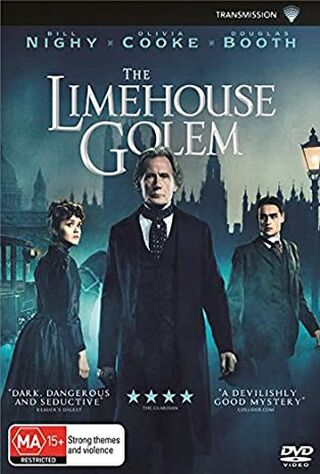 The Limehouse Golem (2017) Main Poster