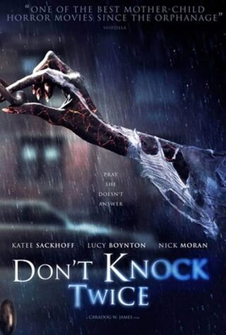Don't Knock Twice (2017) Main Poster