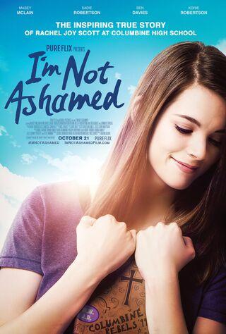 I'm Not Ashamed (2018) Main Poster