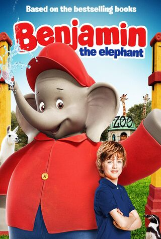 Benjamin The Elephant (2020) (2019) Main Poster