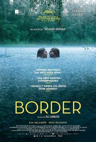 Border (2018) Main Poster