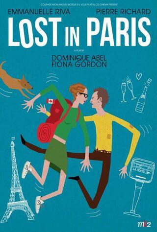 Lost In Paris (2017) Main Poster