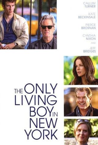 The Only Living Boy In New York (2017) Main Poster