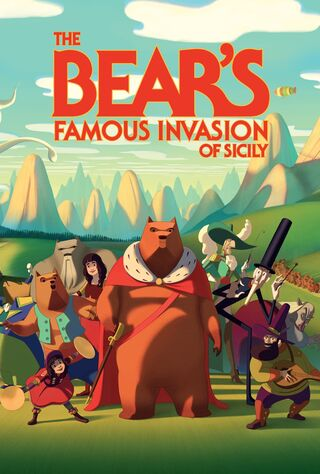 The Bears' Famous Invasion Of Sicily (2020) Main Poster