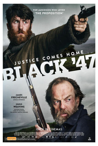 Black '47 (2018) Main Poster