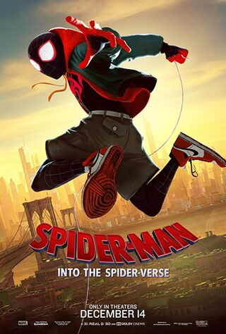 Spider-Man: Into the Spider-Verse (2018) Main Poster