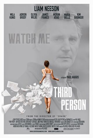 Third Person (2014) Main Poster
