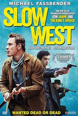 Slow West (2015) Main Poster